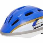 JR東日本の新幹線をモチーフにしたキッズ用ヘルメット