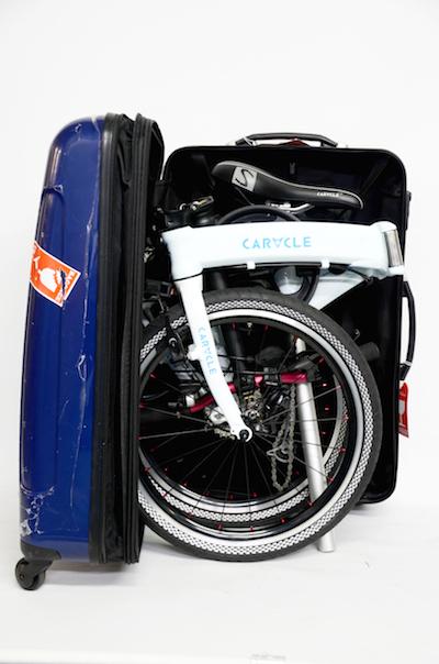 自転車の 輪行 自転車 選び方 : CARACLE-S」発売開始記念で先着 ...