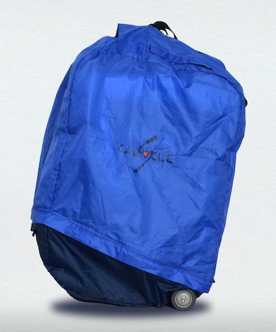 専用輪行袋(キャスターは別売品でプレゼントに含まず)