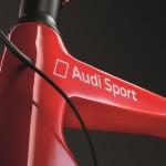 アウディがロードバイク「Audi Sport Racing Bike」を世界限定50台で発売