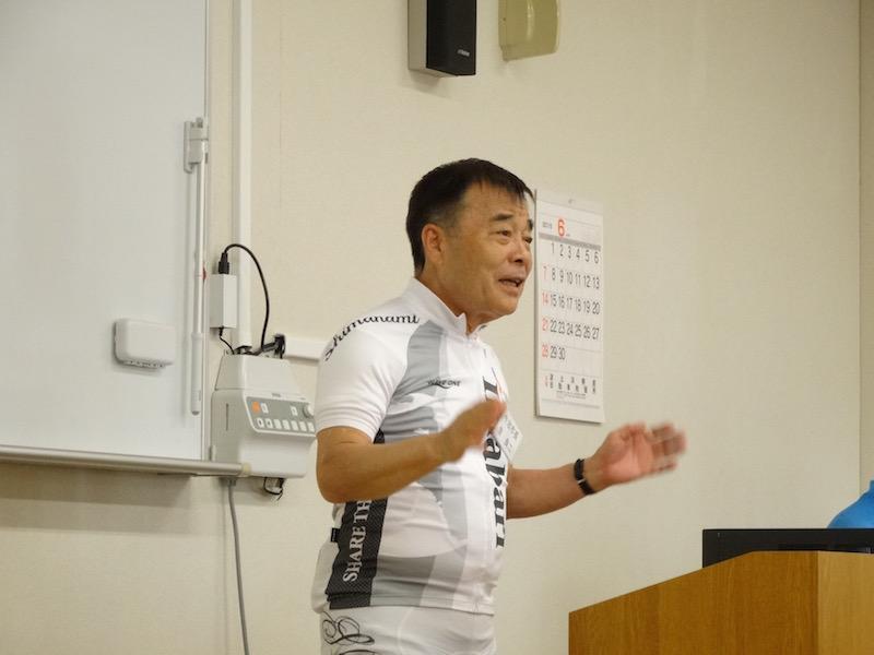 菅良二・今治市長