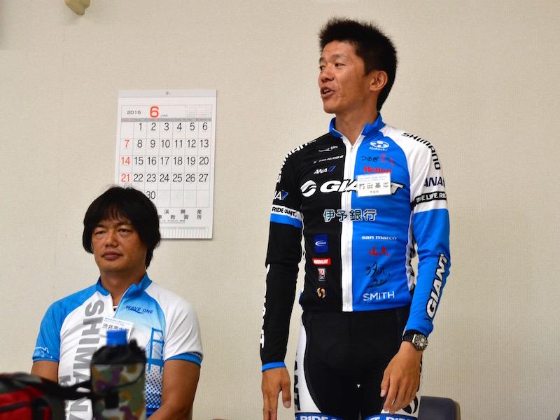 講師の渋井氏(左)と門田氏(右)