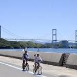 シニアがしまなみ海道で学んだ、走った、楽しんだ!愛媛県「アクティブシニアスポーツサイクル体験会」レポート(前)