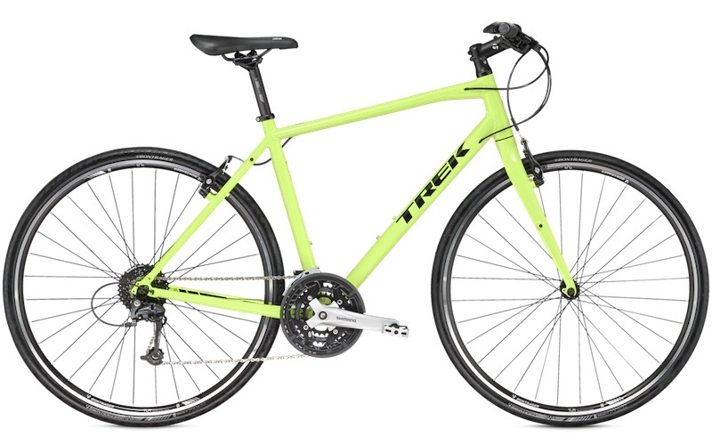 TREK 7.4 FX(Volt Green)