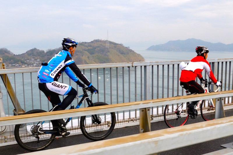 自転車の 自転車 マップ検索 : 高所恐怖症にはちと辛いかもし ...