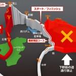 短縮コースで開催されるジャパンカップサイクルロードレース