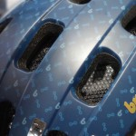 サイクルモード 2015:KOOFUのヘルメット「BC-Glosbe」のニューカラーにはコラボ版もある