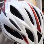 サイクルモード 2015:KABUTOヘルメットの新ミドルグレード「TRANFI」とジュニア向けの「CERBI」