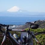 などかずPhotoだより:湘南国際村から富士山を望む。