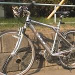 15年前に乗っていたクロスバイク