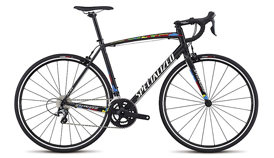 Allez E5 Elite - Sagan World Champion Edition