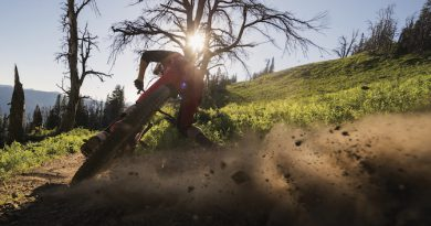 Jared Graves and Curtis Keene in Jackson, Wyoming, USA