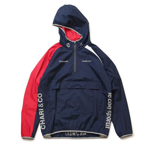 チームハーフジップジャケット:21,000円(税別)