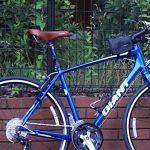 クロスバイク回帰中、そしてタイヤが太めのロードバイクが気になる