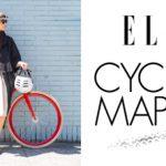 自転車NAVITIMEが「ELLE ONLINE」の特集と連携してサイクリングコース情報を掲載