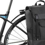 GIANTの防水機能付きパニアバッグ「SHADOW ST PANNIER BAG」と「SHADOW DX PANNIER BAG」