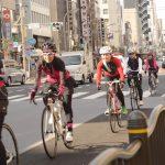 3月26日&4月23日開催:女性限定グループサイクリング都内50km 〜脱ロードバイク初心者!安全な乗り方や走行スキルを学びながら走ろう〜
