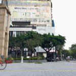 台北の自転車シェアリング「YouBike」で市内を走る