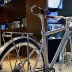 シマノスクエアに展示されていたALFINE搭載のかっこいい自転車