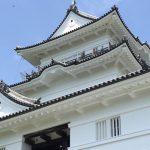 鉄筋コンクリートだけど人気は高い小田原城