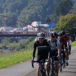 リンケージサイクリングが「Tour de SURUGA 沼津・狩野川ステージ105km」を開催