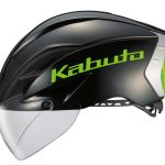 Kabutoのエアロヘルメット「AERO-R1」いよいよ発売