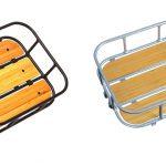 RITEWAYのクロスバイクにぴったりな「アーバンフロントバスケット」と「アーバンリアバスケット」