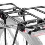 荷台の幅を変えられるcycle designの「フォールディング ワイドリア キャリア」