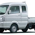 大きなキャビン&荷台長は1,480mm:スズキが軽トラック「スーパーキャリィ」を正式発表