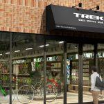 横浜・本牧にトレック直営店「TREK Bicycle 横浜」が2018年7月中旬にオープン予定