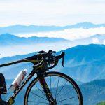 自転車で標高2,700m超、乗鞍畳平。