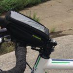 無料のアプリ「TOPEAK PanoBike+」でサイクリングを記録する