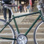 出かける時間が楽しくなるクロスバイク「RITEWAY SHEPHERD CITY」【PR】