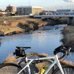【町田の】恩田川〜鶴見川〜境川をぐるっと1周だいたい40km【サイクリングコース】