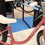 ハンドメイドバイシクル展2019:EMERALD BIKESのキックバイク「cogkog」