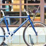 RITEWAY 2020年モデル:細部をアップデートした軽快なクロスバイク「SHEPHERD」