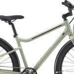 アップライトなポジションで乗れるフィットネスバイク「Cannondale TREADWELL」