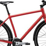 MERIDA 2020年モデル:フェンダーとスタンドを標準装備したクロスバイク「CROSSWAY URBAN 100」